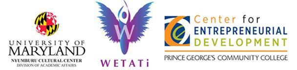 WETATI UMD CED Logos