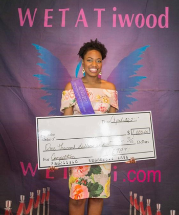 Bisola Daramola, WETATi 2017 Entrepreneurship competition 3rd Place WINNER